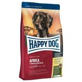 Корм HAPPY DOG SUPREME Africa Мясо страуса для чувствительных собак (12,5 кг)
