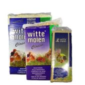 Опилки Witte Molen Woodshavings, 1 кг