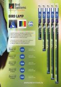 Лампа Т8 Bird Systems Lamp 2,4% 15W от интернет-магазина STELLEX AQUA